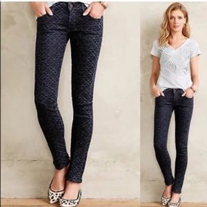 Citizens of Humanity Racer Skinny waxed jean 28
